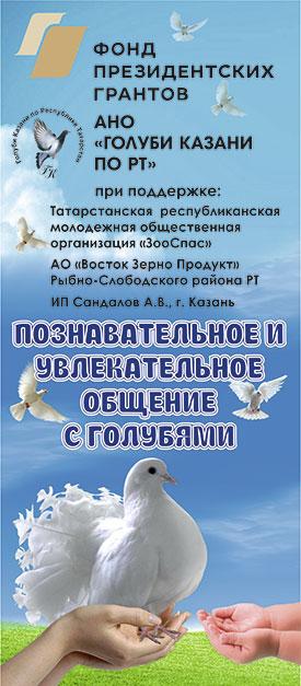 ГОЛУБИ ФОНД ПРЕЗИДЕНТСКИХ ГРАНТОВ 1